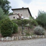 Agriturismo from down