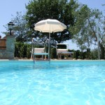 Piscina privata - Sangiovese all'Aia